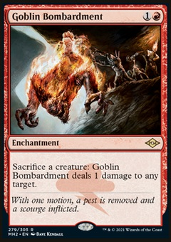 Goblin Bombardment